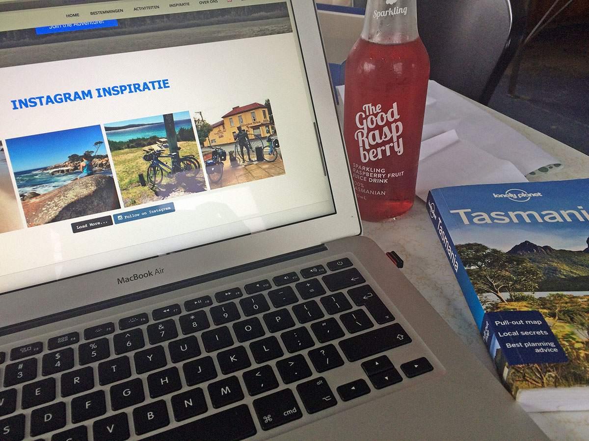 meer tijd om te bloggen
