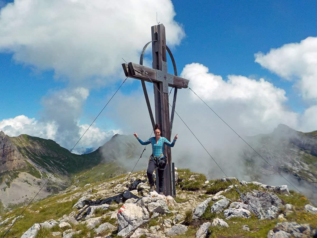 Klettersteigen Oostenrijk : Klettersteigen bij de achensee in oostenrijk we travel