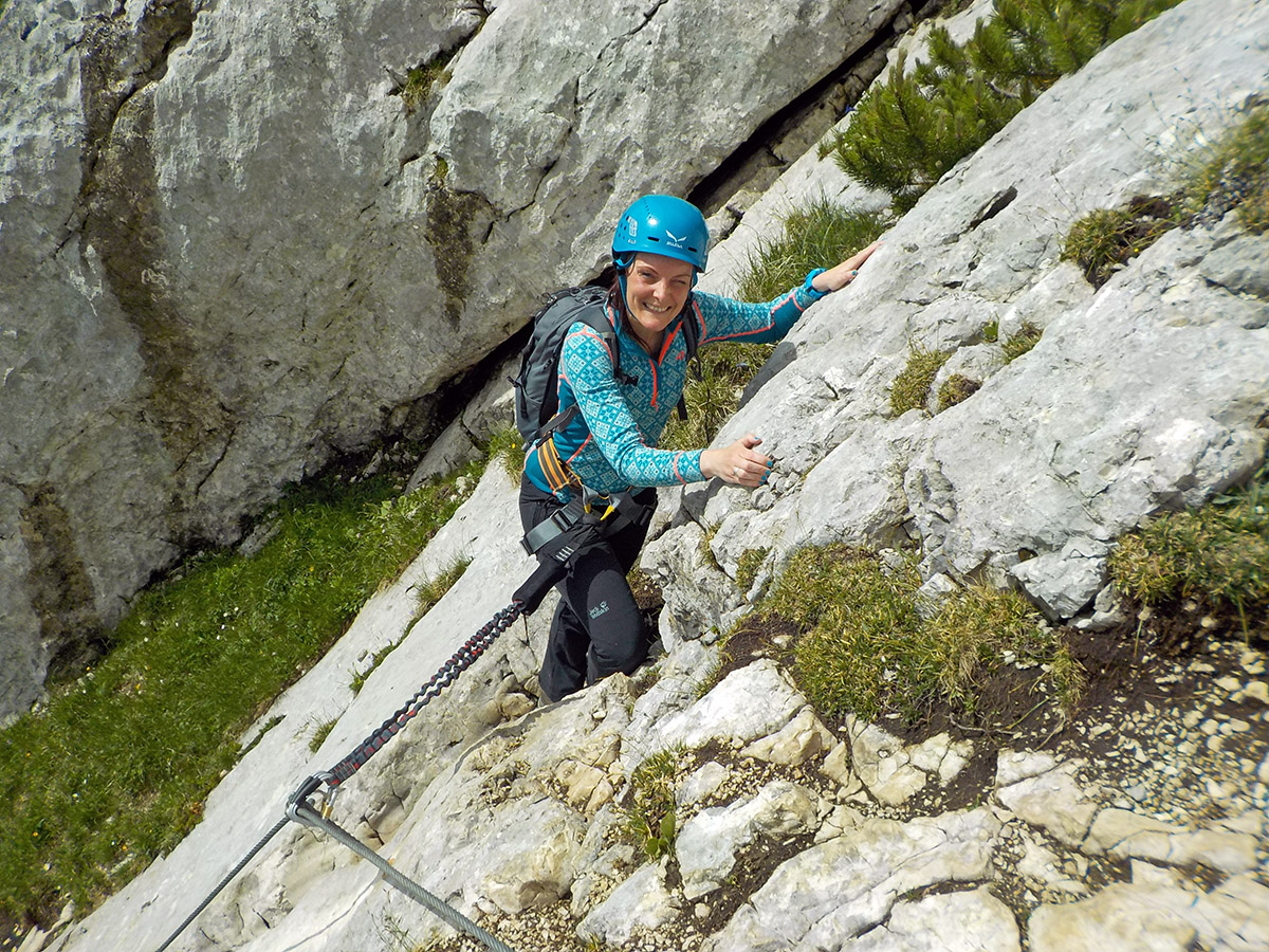 Klettersteig Queenstown : Adventure on the via ferrata in achensee we12travel.com