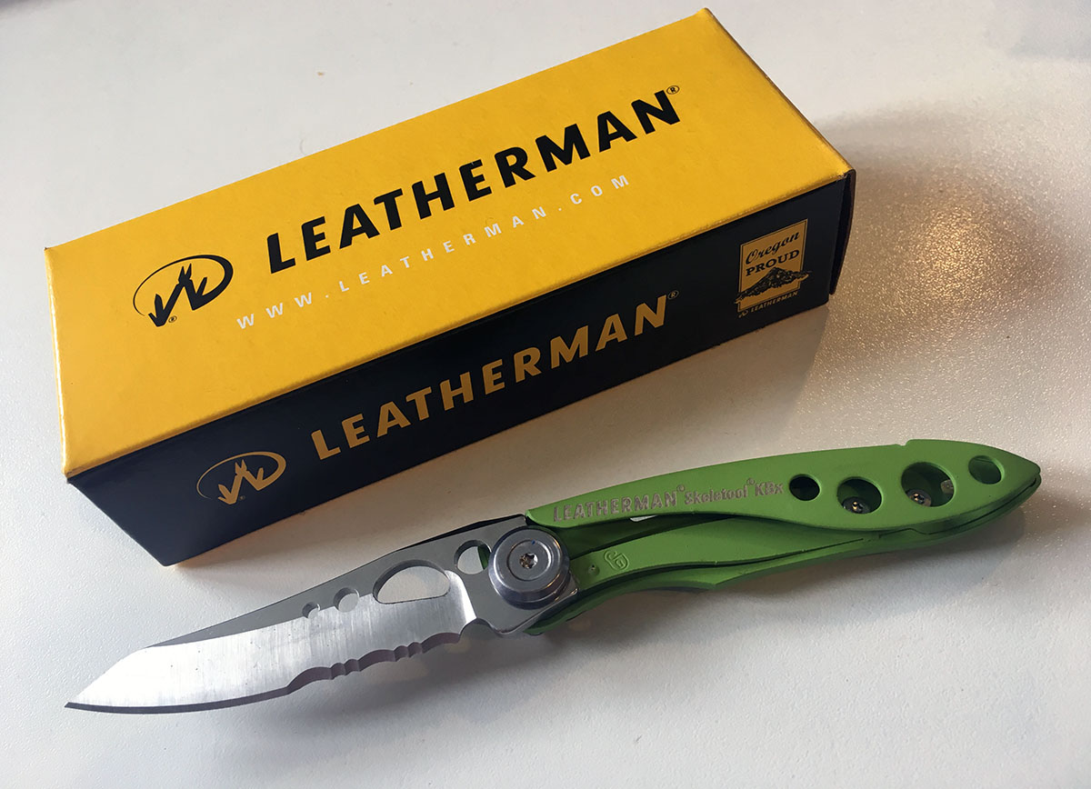 leatherman skeletool kbx