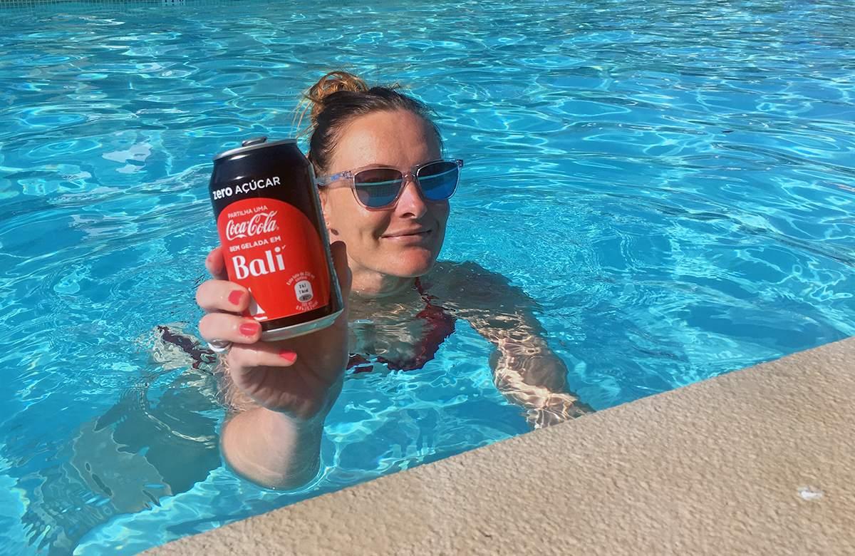 bali coke zero