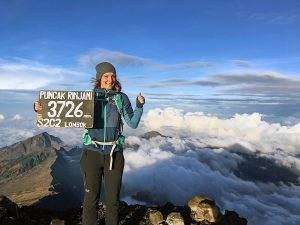 Beklimming van Mount Rinjani – van hel naar hemel en terug
