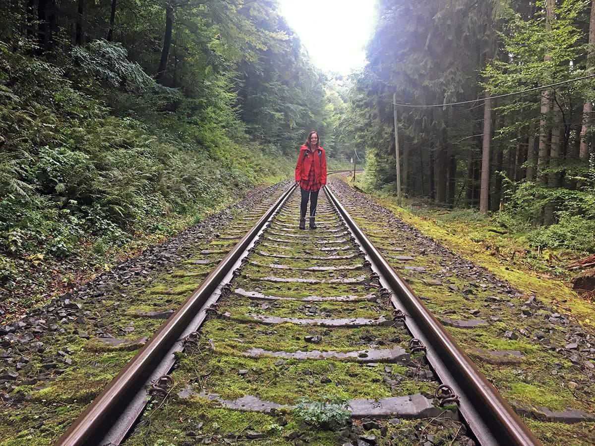 wandelen op de westerwaldsteig