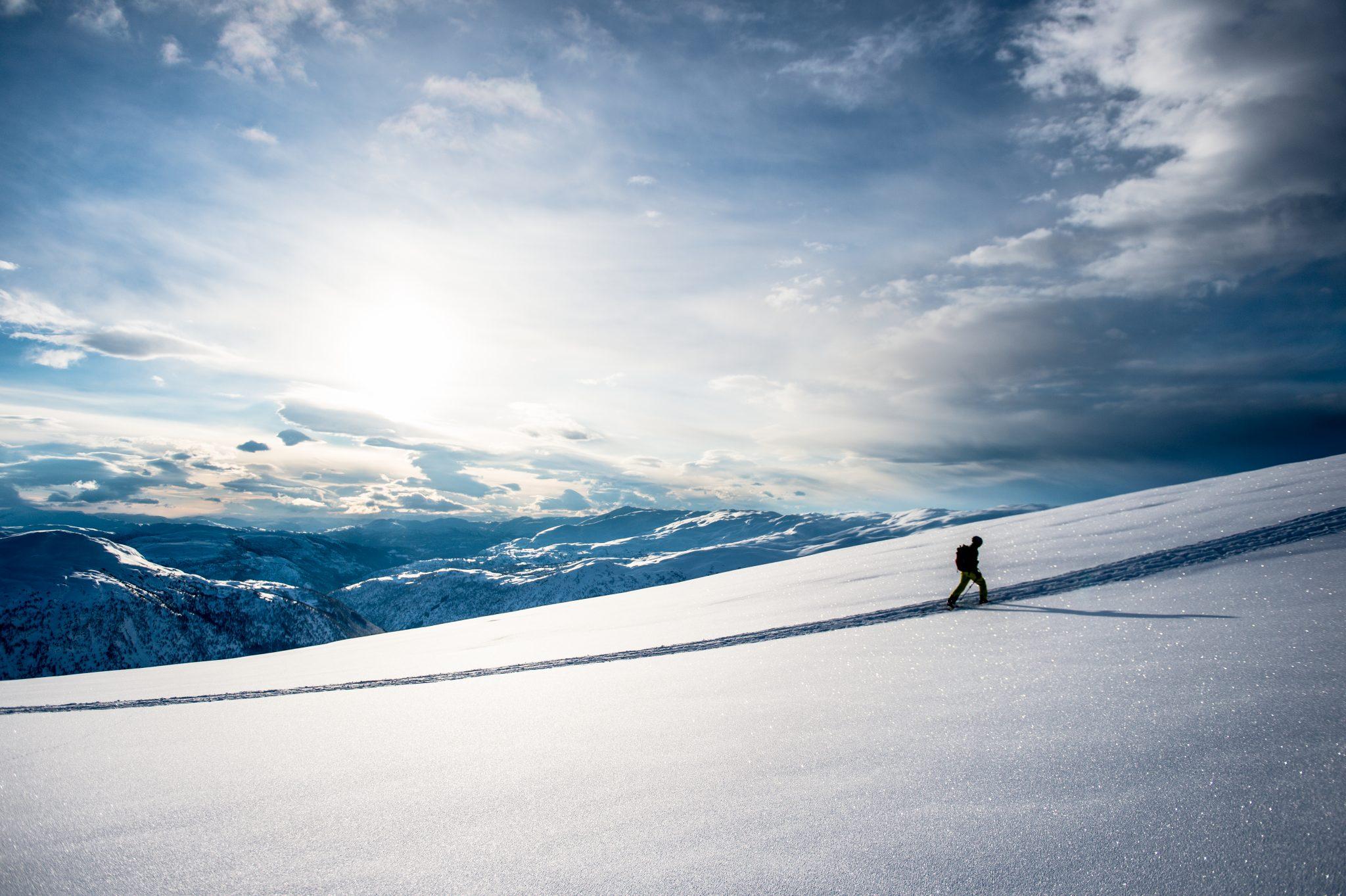 Backcountry skiing in Myrkdalen Credit Sverre F. Hjørnevik (2)