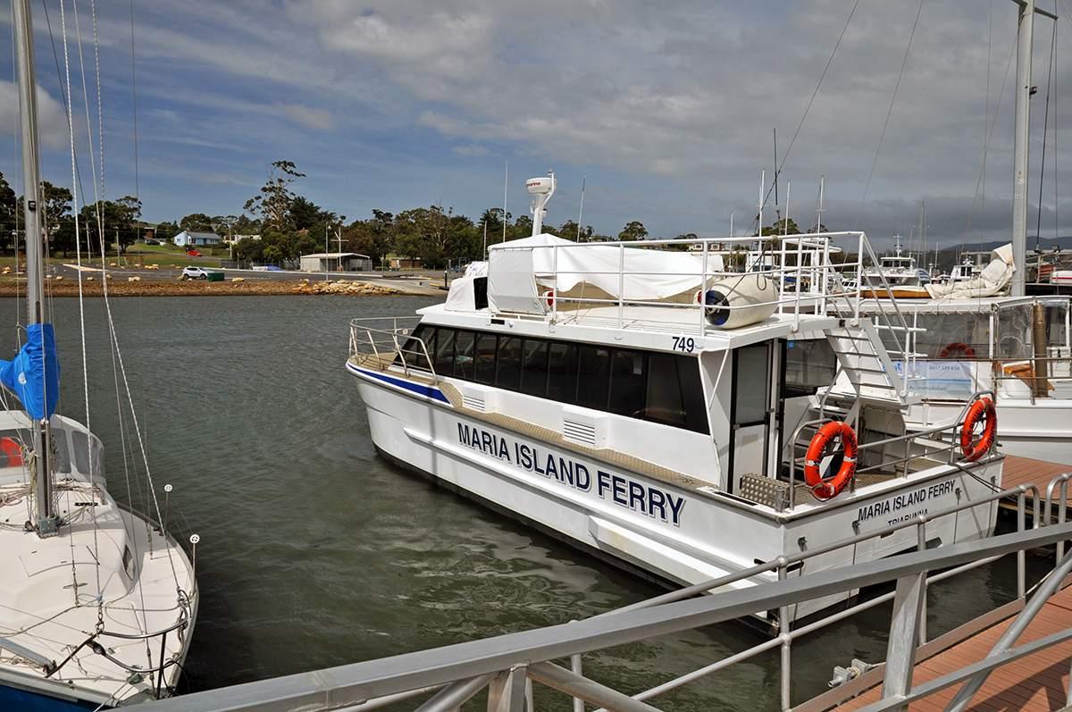 maria island ferry