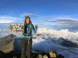 Climbing Mount Rinjani: from hell to heaven and back again