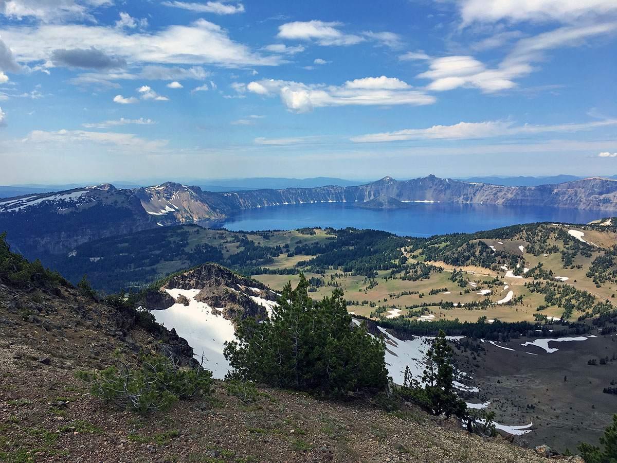 mount scott crater lake