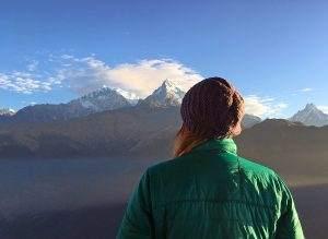Van kasplantje tot berggeit: een verhaal over mijn liefde voor de bergen