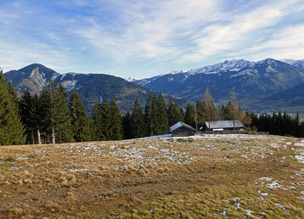 de beste wandelgebieden voor deze winter wandelen in zell am see kaprun
