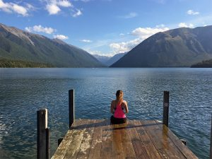 New Zealand week 3: about weather gods and angels