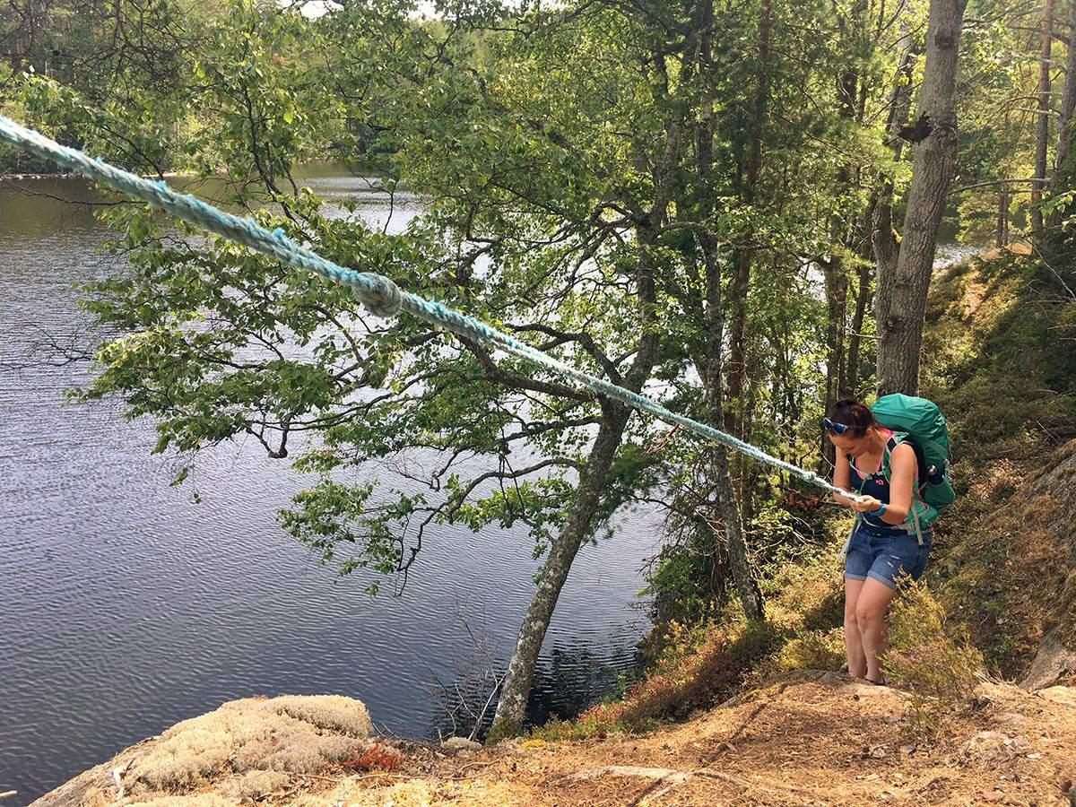 kamperen in de zweedse wildernis 2