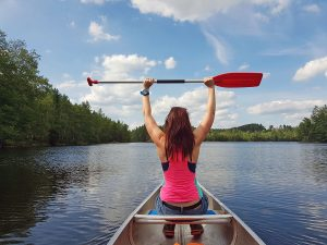 Hiking & camping in the Swedish wilderness