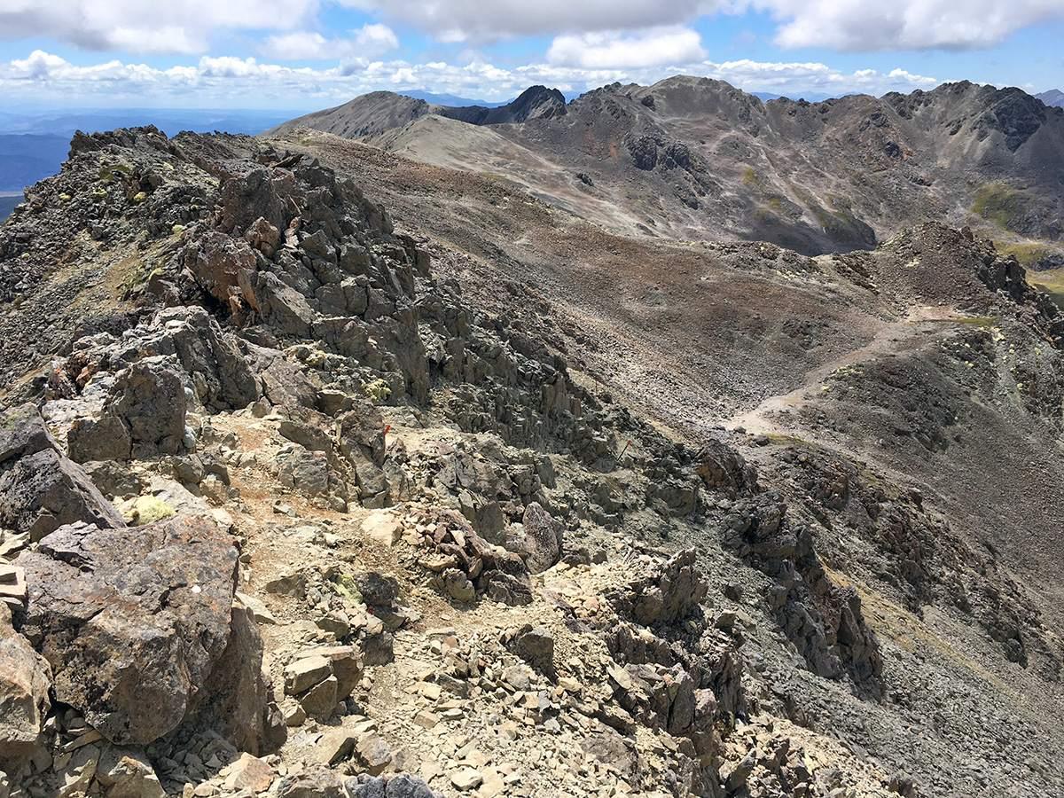 robert ridge route nelson lakes national park