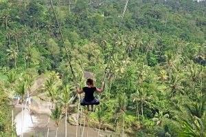 Schommelen in Ubud – de leukste schommels op Bali