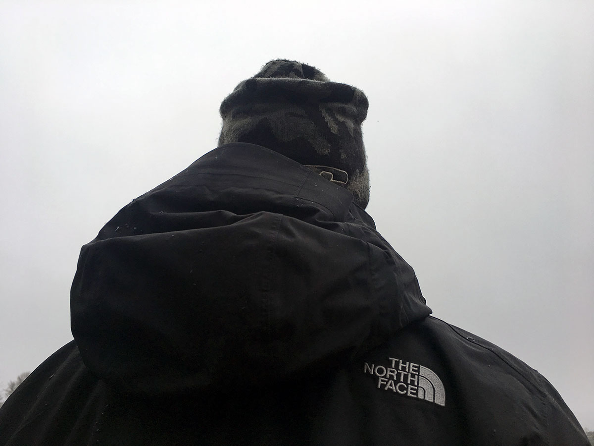The North Face Men's Evolution II Triclimate winter jacket review