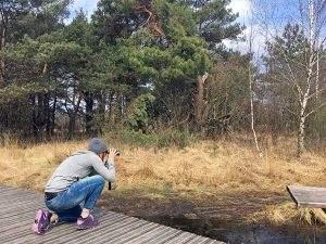 Op micro-avontuur in Nationaal Park De Hoge Veluwe