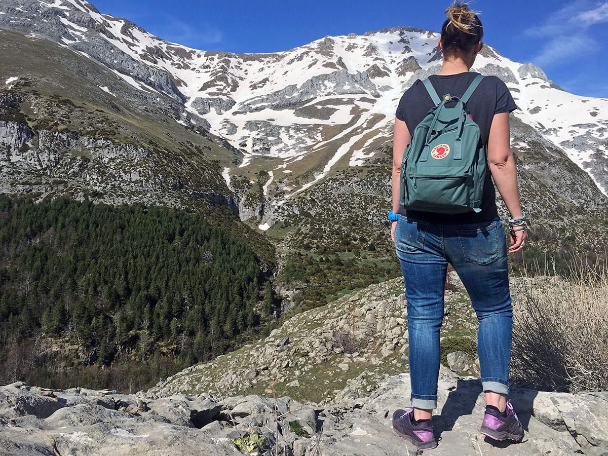 North Face Hedgehog Fastpack Lite II GTX women's hiking shoes