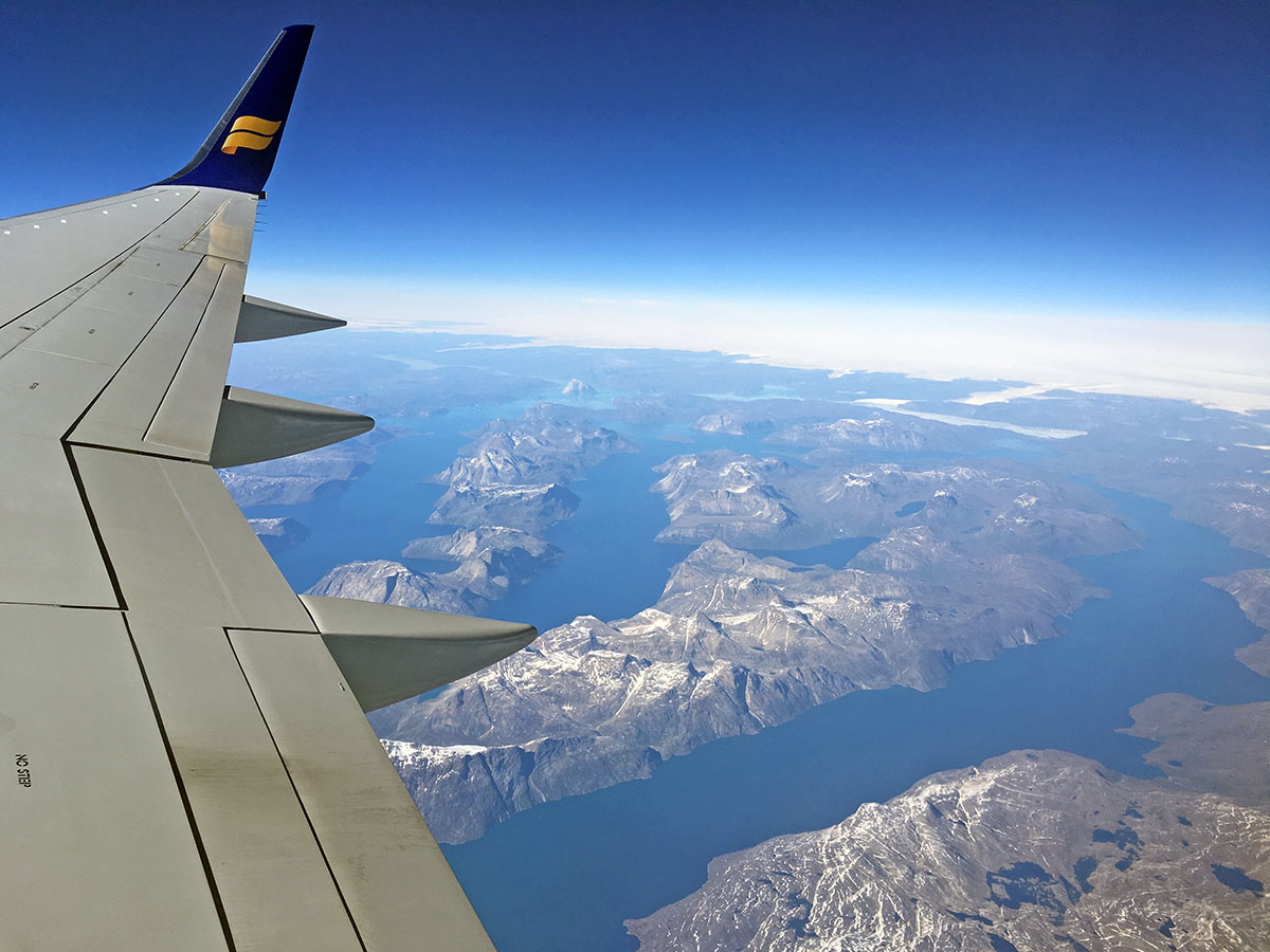 icelandair naar seattle