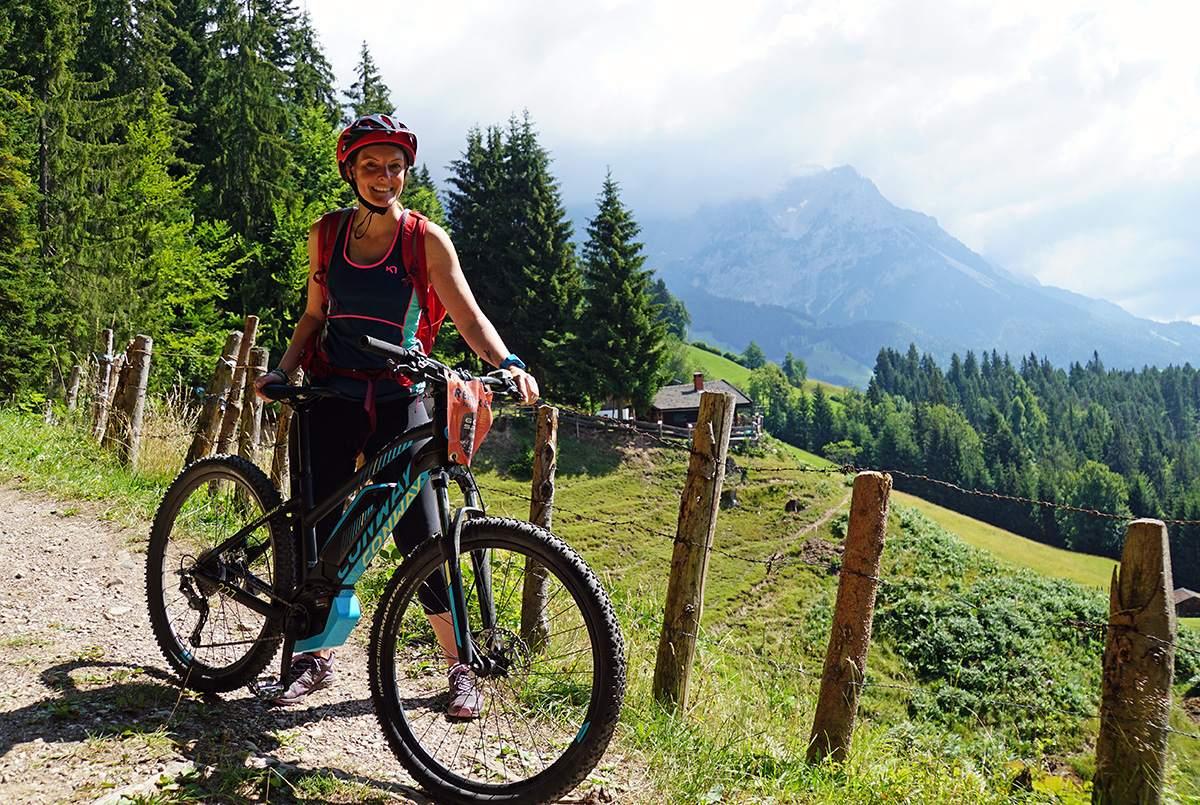 mountainbiking wilder kaiser
