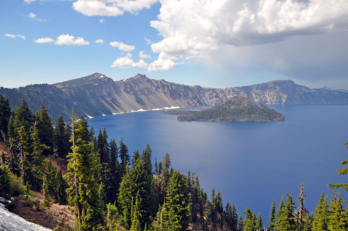 pacific northwest rondreis crater lake