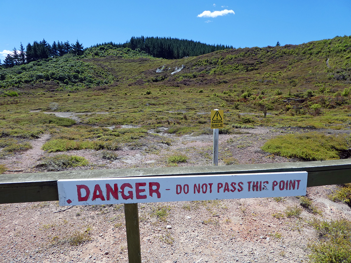 craters of the moon things to do in taupo