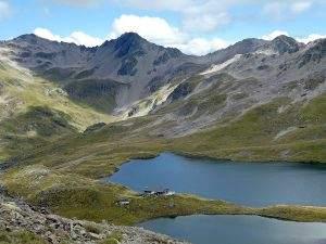 Angelus Hut: de mooiste berghut van Nieuw-Zeeland