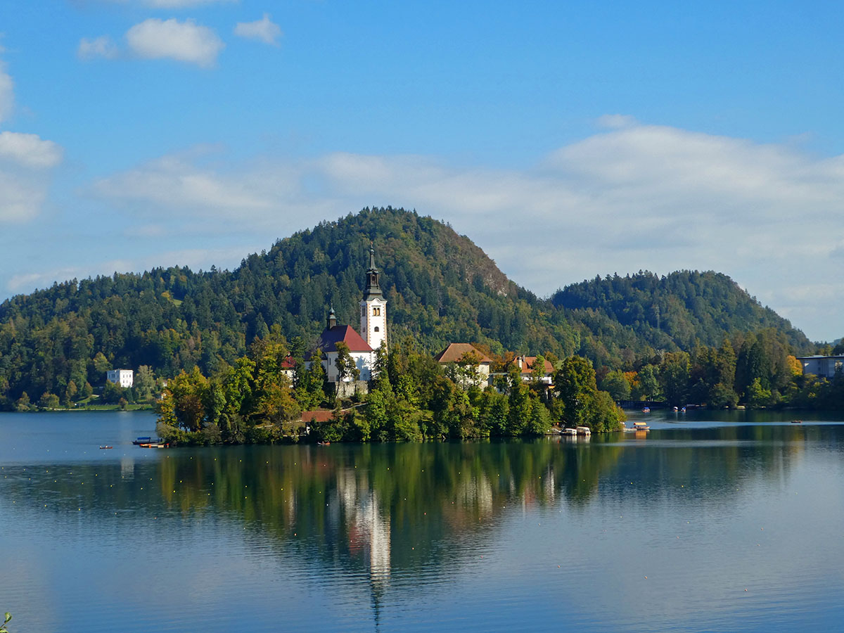Bled trip to Slovenia