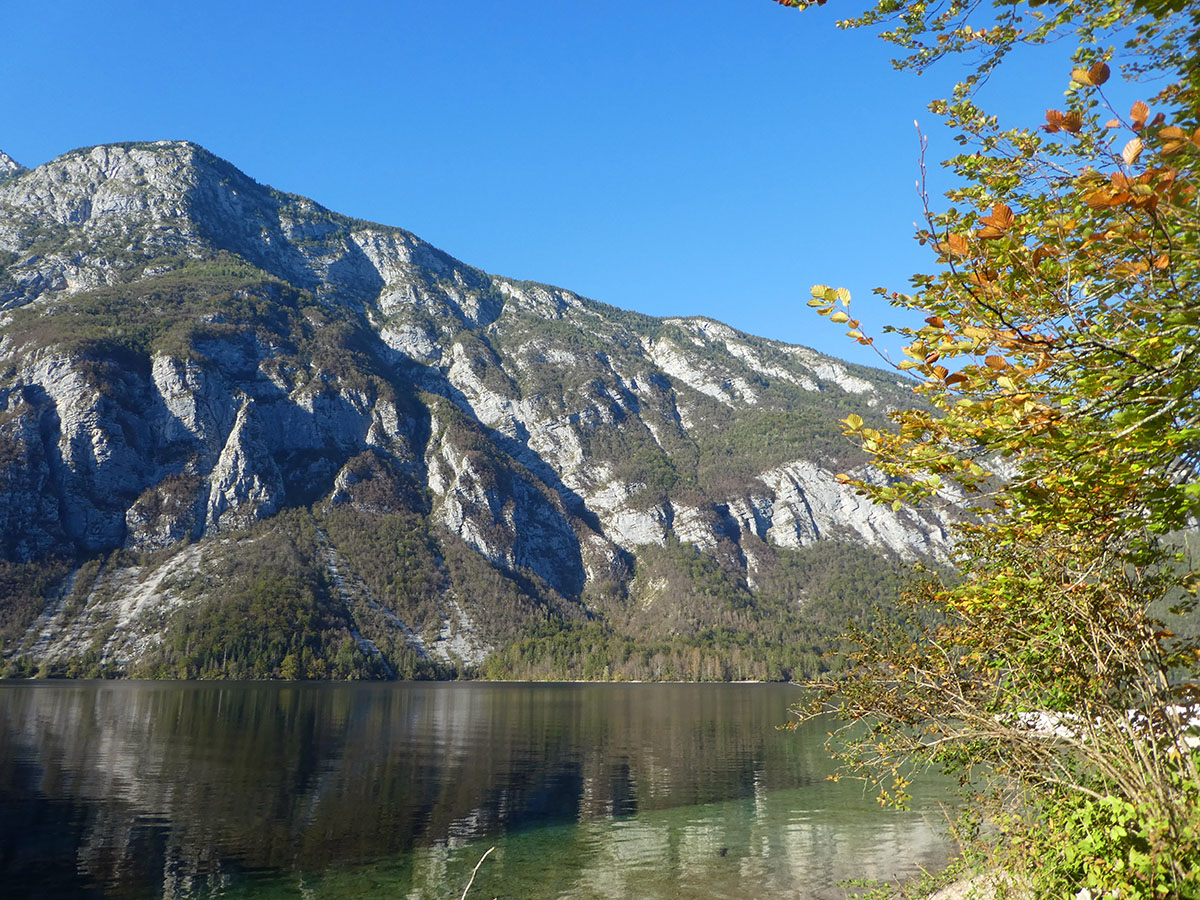 herfst in slovenië