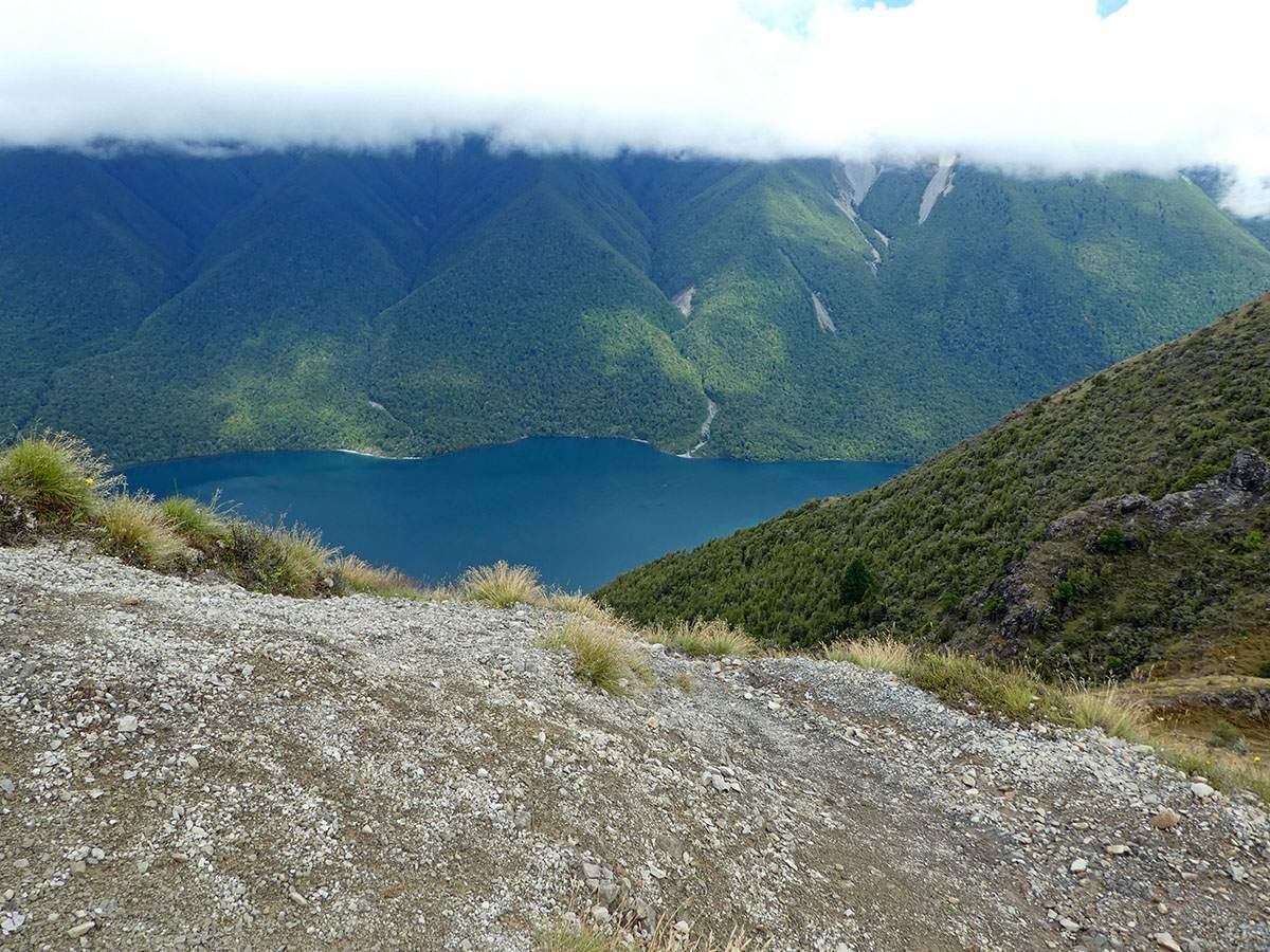 angelus hut hike nelson lakes