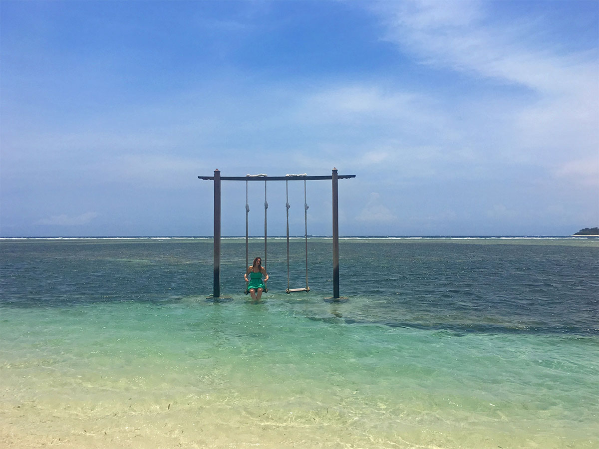 gili air tips