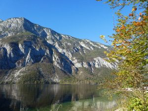 a trip to slovenia in the fall