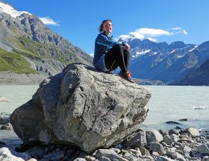 Hiking the Hooker Valley Track in Aoraki / Mount Cook