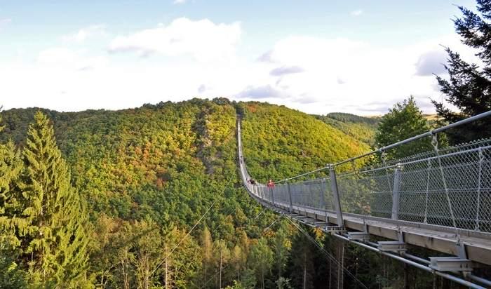 Must-do in Duitsland: de Geierlay hangbrug