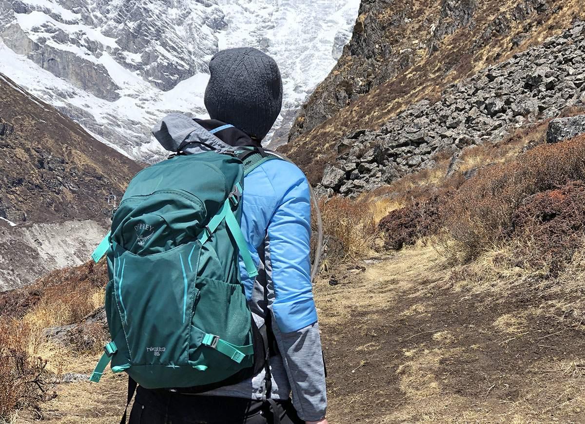 osprey hikelite 26 in nepal