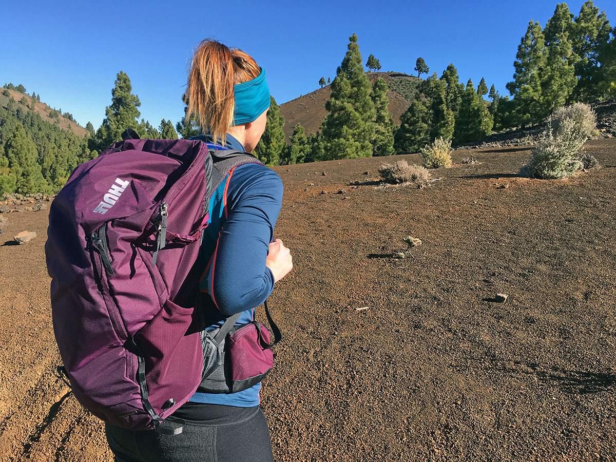 Thule All Trail op La Palma