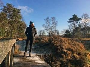 Winterwandeling: wandelroute Oosterbeek – Wolfheze
