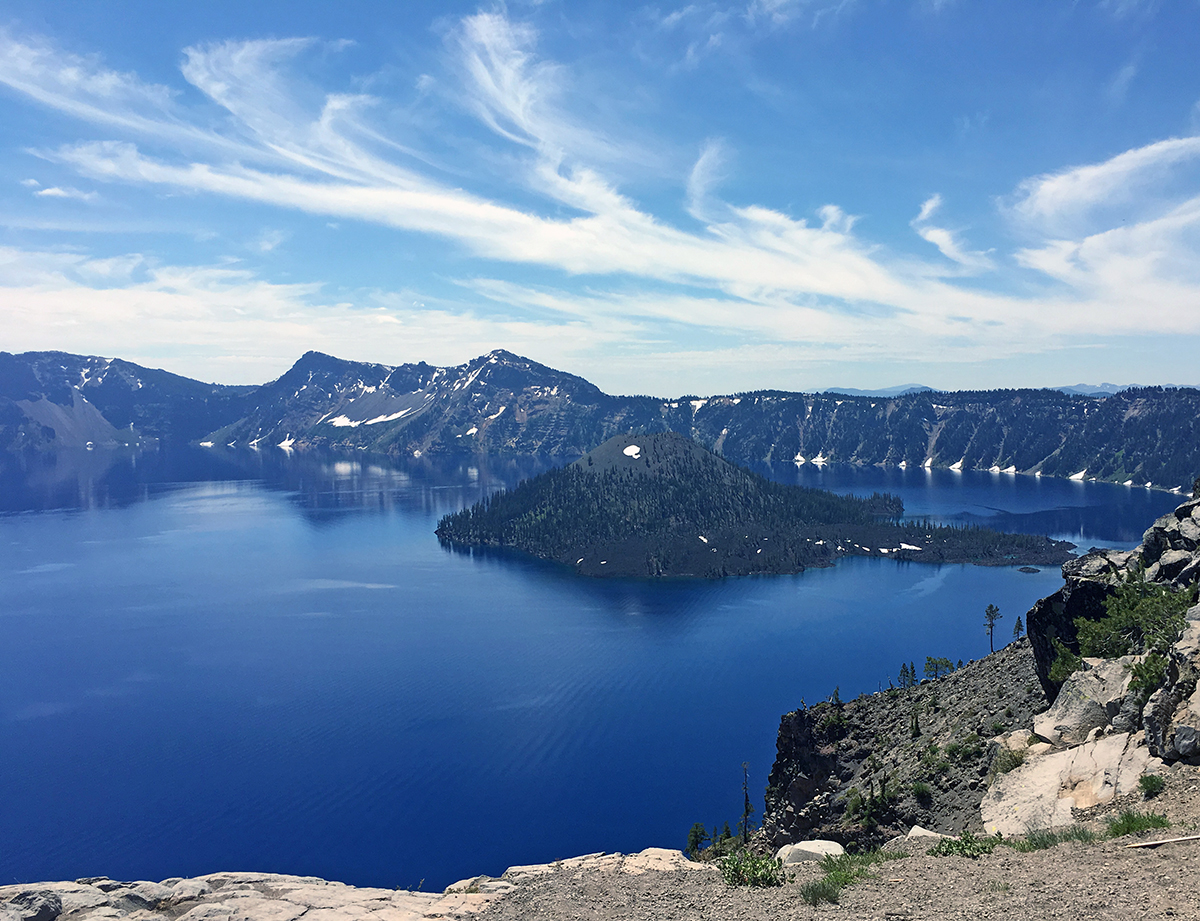 weather in crater lake national park