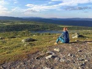 Fjällraven Abisko Trekking tights review
