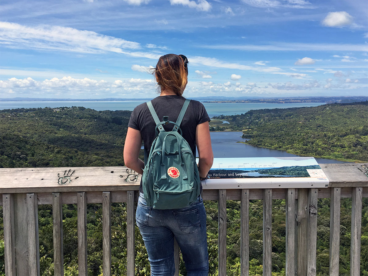 travel in new zealand to Waitakere Ranges