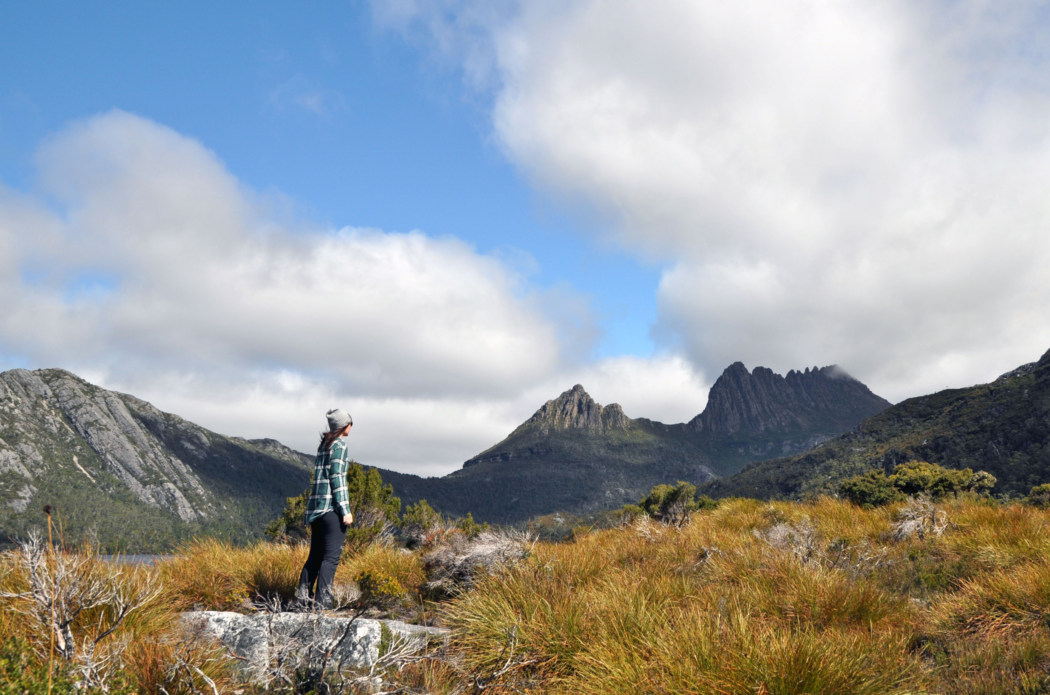cradle mountain tasmanië