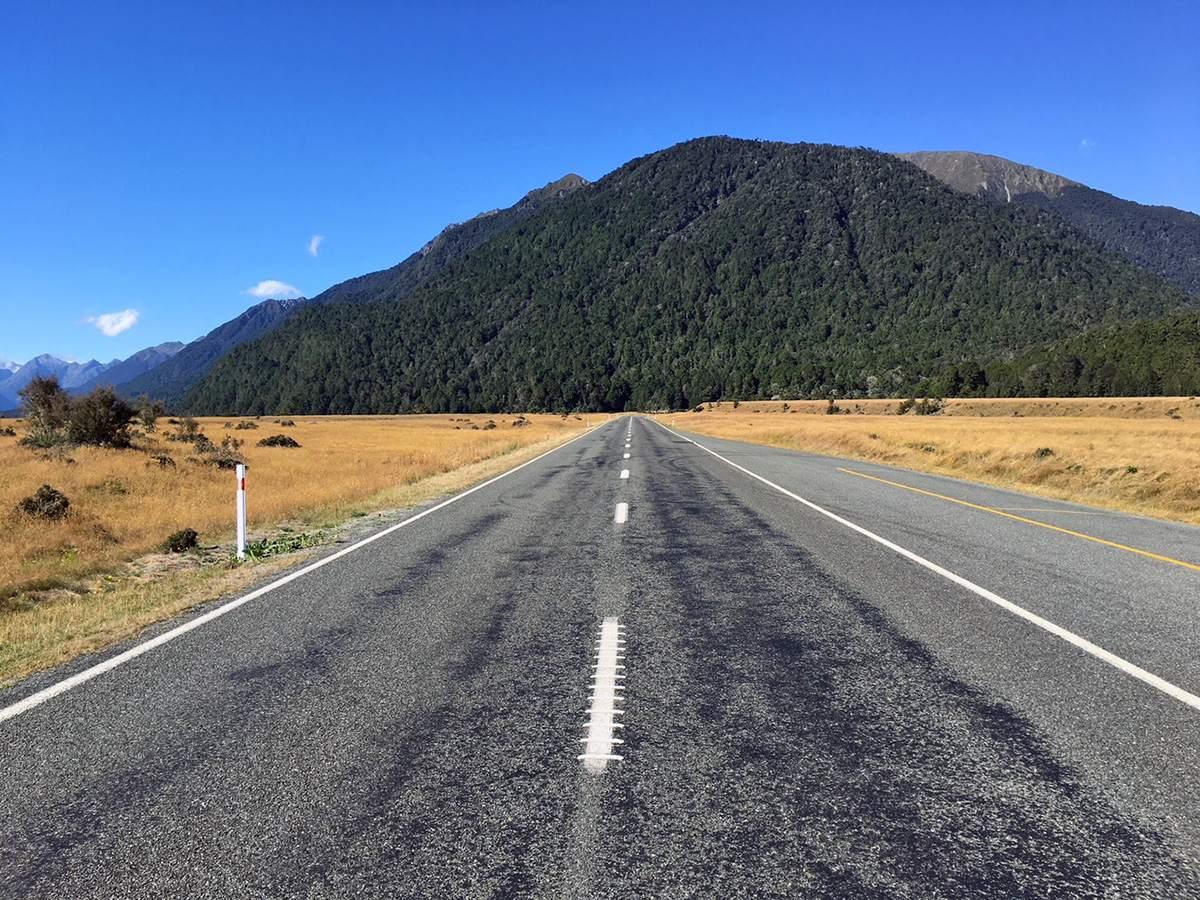 Milford Road New Zealand