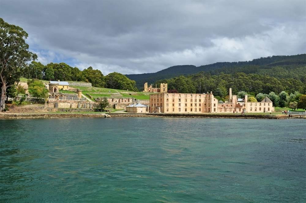 port arthur tasmanië