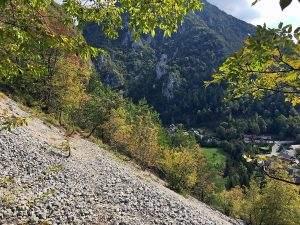 Wandelen in Slovenië: weg van het toerisme bij Radovljica