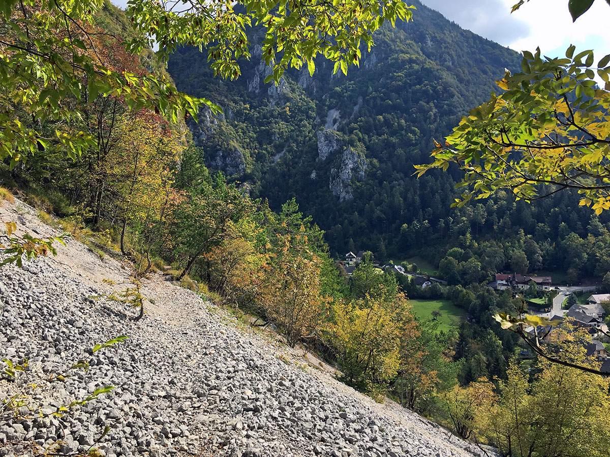wandelen in slovenie