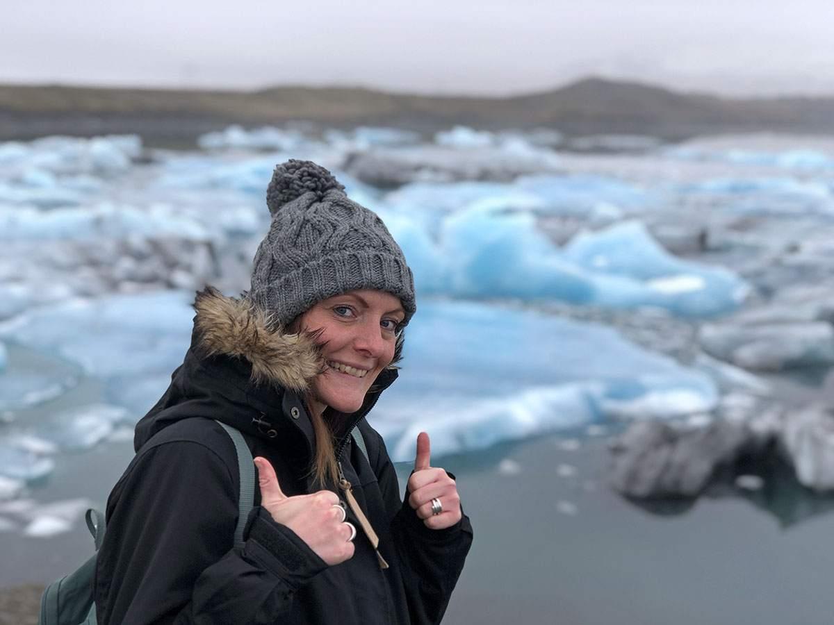 winter op IJsland roadtrip