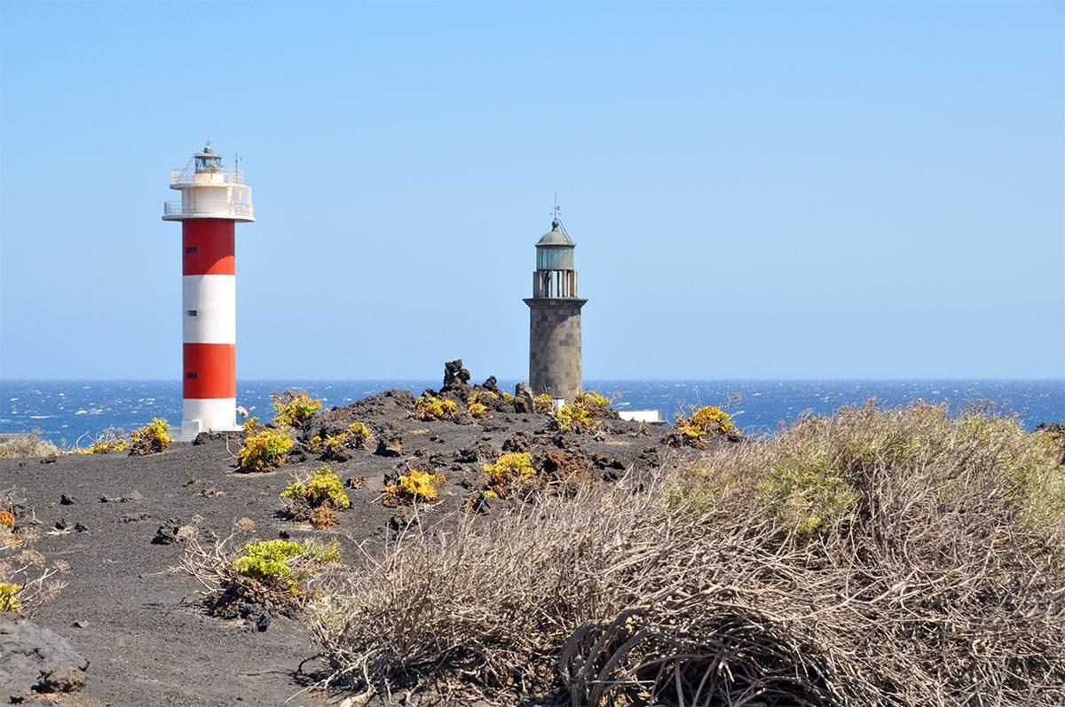 Faro de Fuencaliente wandelen op La Palma wandelroutes