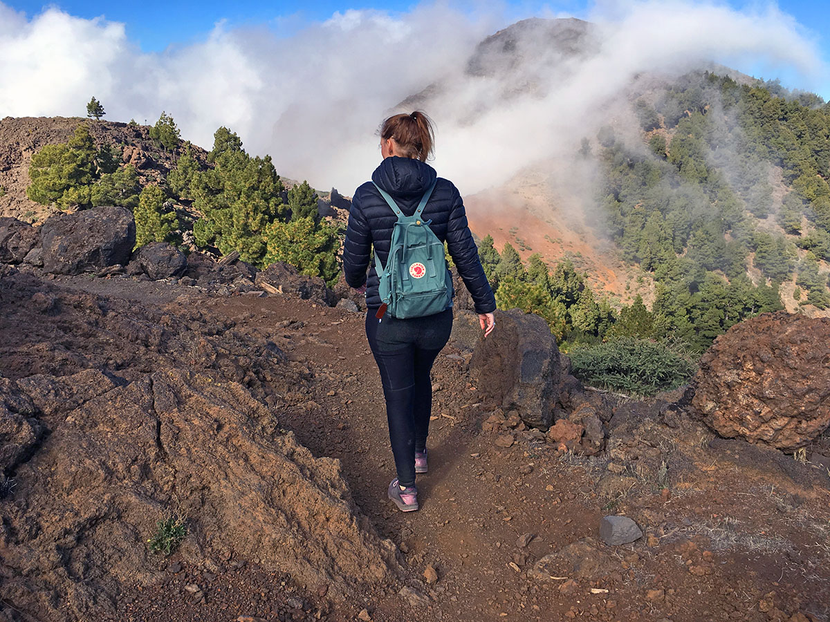 Wandelen op La Palma Pico de la Nieve