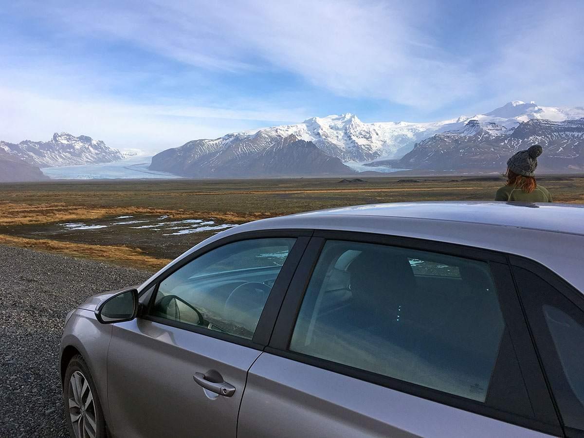 Roadtrip IJsland in de winter