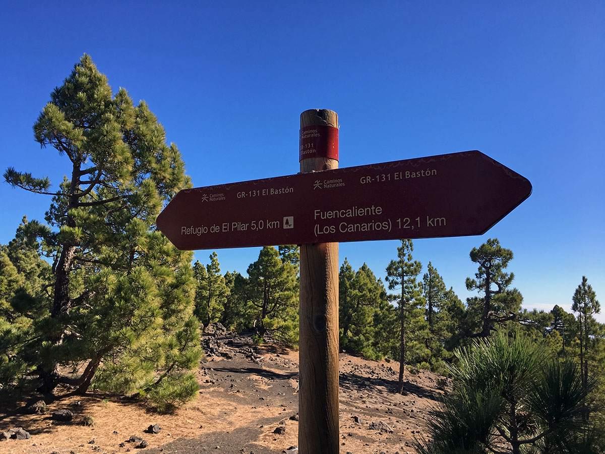 Wandelen op La Palma wandelroutes
