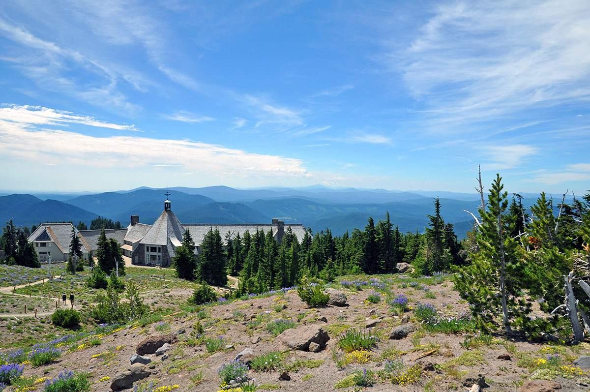 Timberline Lodge Oregon